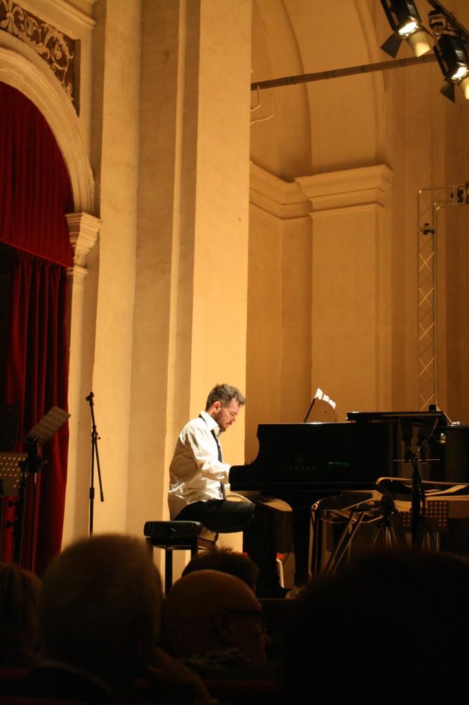 Gianmarco Caselli, Premiazione al Rotary Club