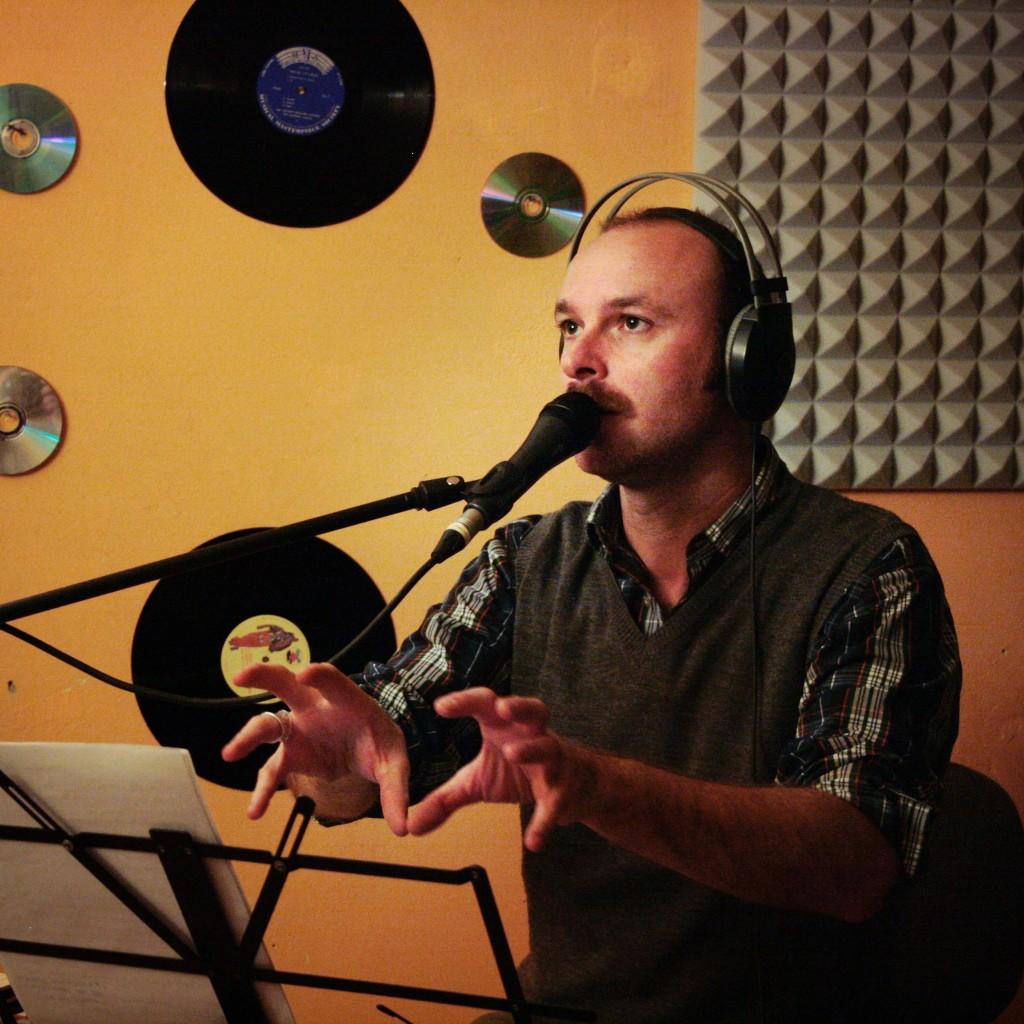 Stefano Nottoli a Radioradicchio-  2015